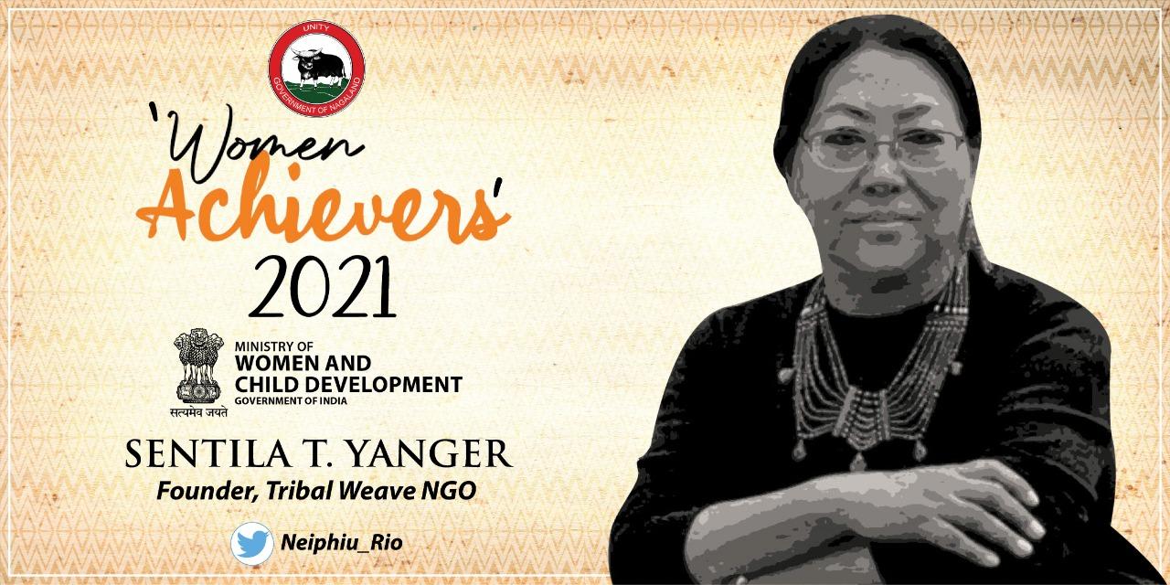 Sentila T. Yanger Women Achievers Report