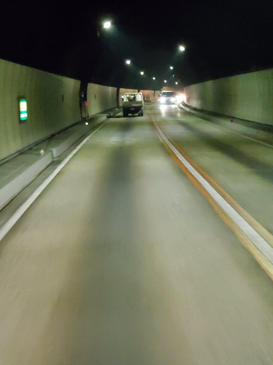 冷や水 トンネル