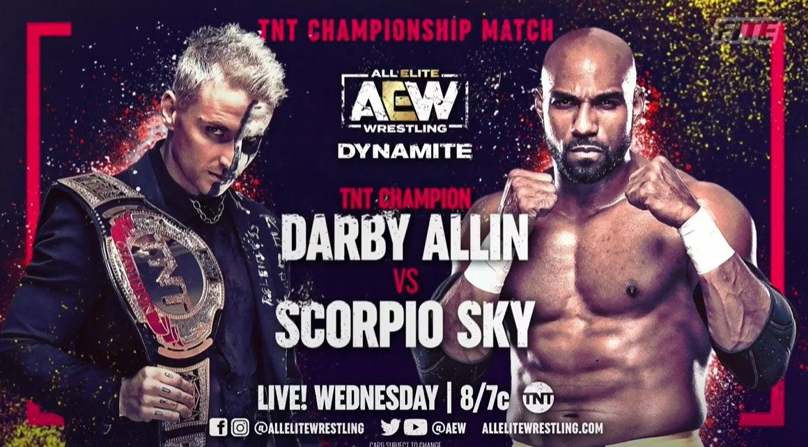 AEW Dynamite IGNITE for 3/10/21