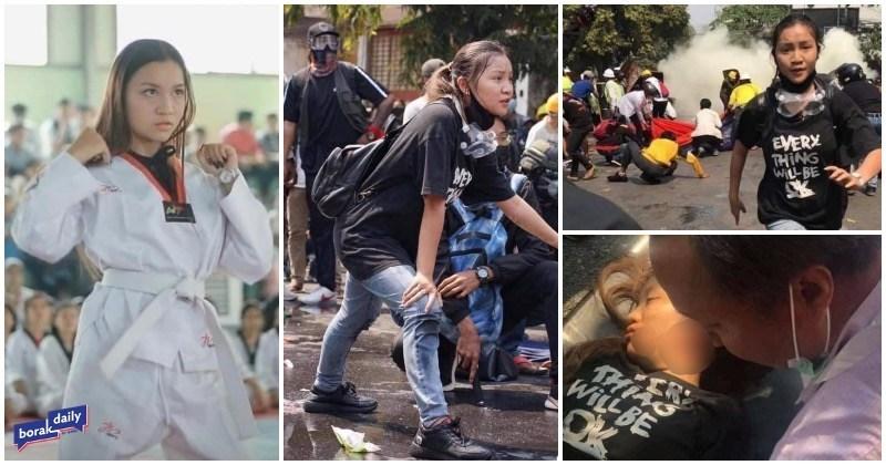 Mati Ditembak Sewaktu Protes