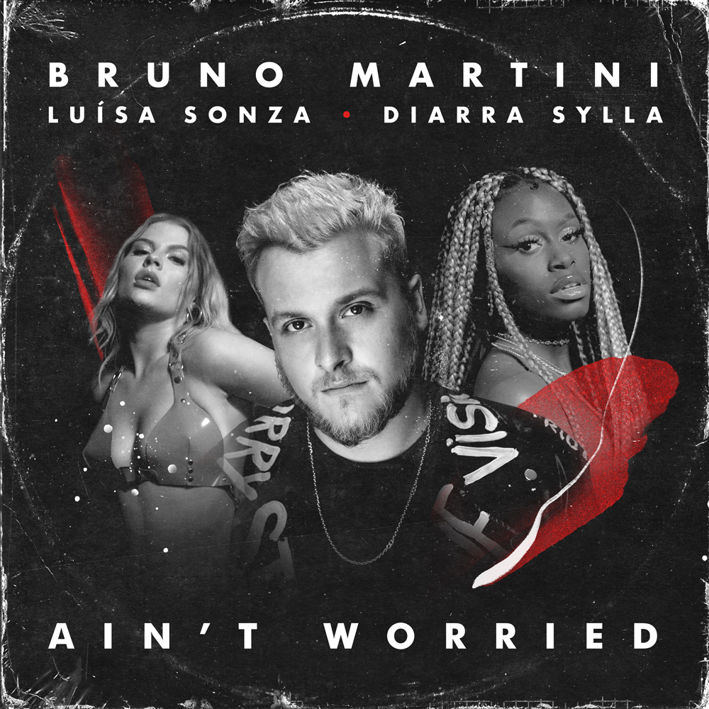 "Bruno Martini on Twitter: ""Ain't Worried, em breve! 🔥 // Ain't Worried, coming soon! 🔥 @luisasonza @diarrasylla… """