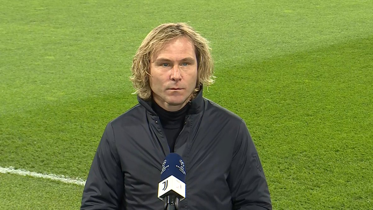 """JuventusFC on Twitter: """"Vice President, Pavel Nedved to @JuventusTV: """"We  were all waiting for this match, it is our duty to try to get through. The  lads are ready, something more is"""