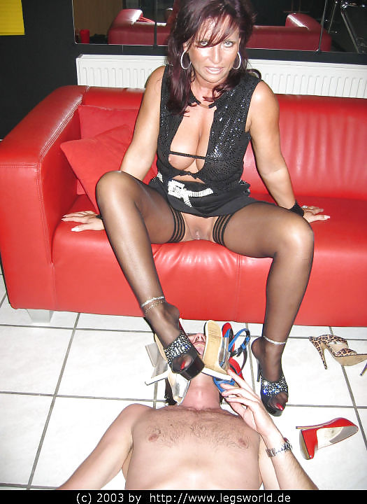 Mistress lady barbara milf