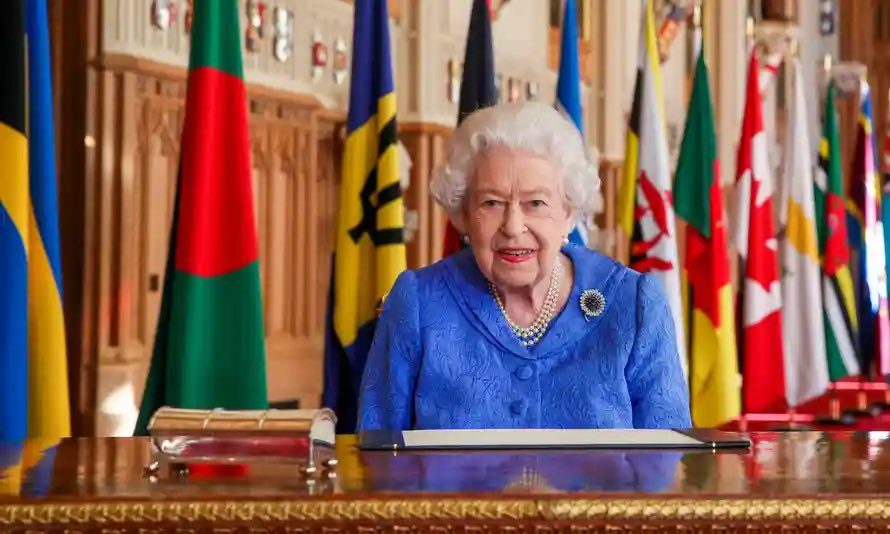"""The Queen has said she is 'shocked' by claims of racism in the royal household stating """"some of my best friends owned black people"""""""