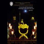 Image for the Tweet beginning: Solemne eucaristía por los fines