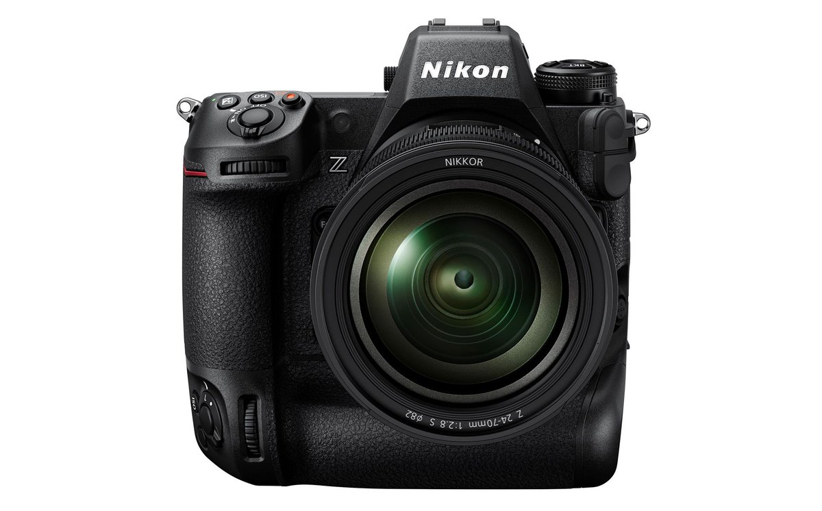 Nikon's full-frame Z9 with 8K video will arrive later this year
