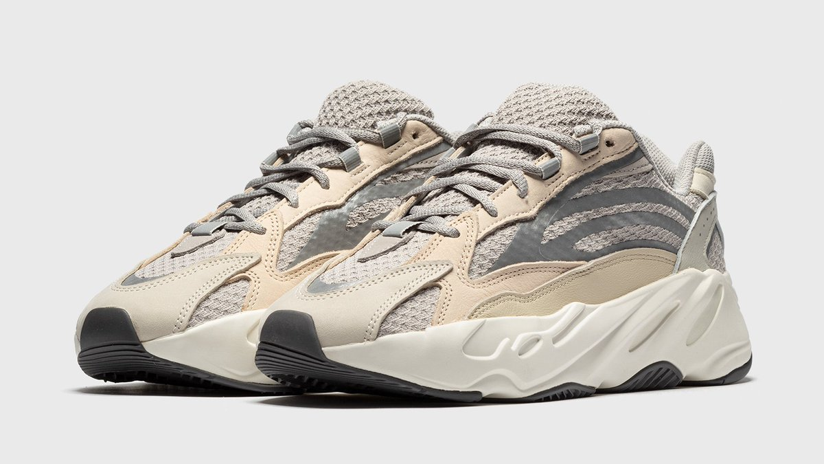 BSTN online raffle live for the Adidas Yeezy Boost 700 V2