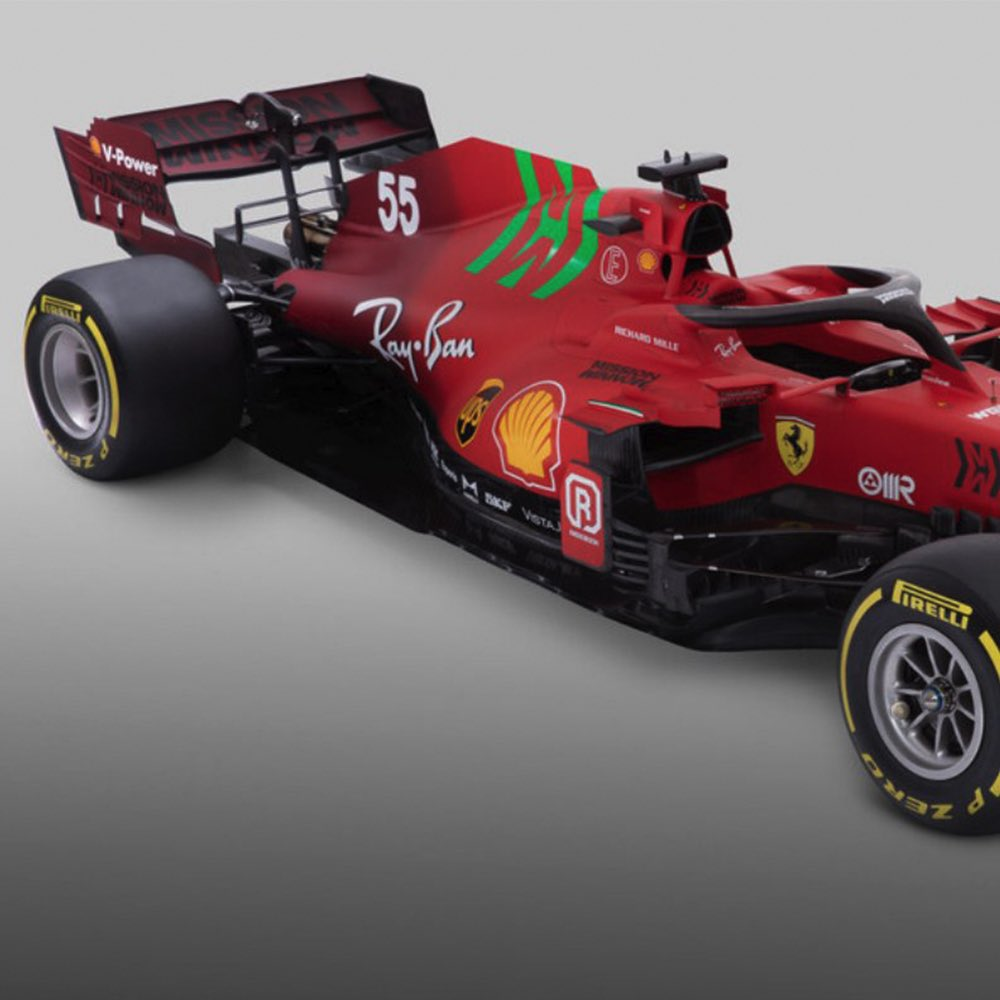 nuova ferrari sf21 differenze e analisi