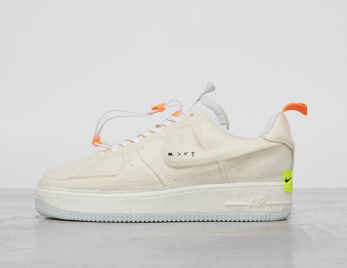 Most sizes checking out now: Nike Air Force 1 Experimental
