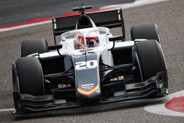Gianluca Petecof, test Bahrain