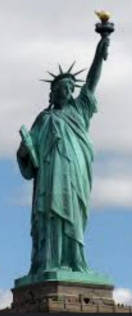 Statue of              Statue of LIBERTY                POVERTY https://t.co/VjgLVZNqa3