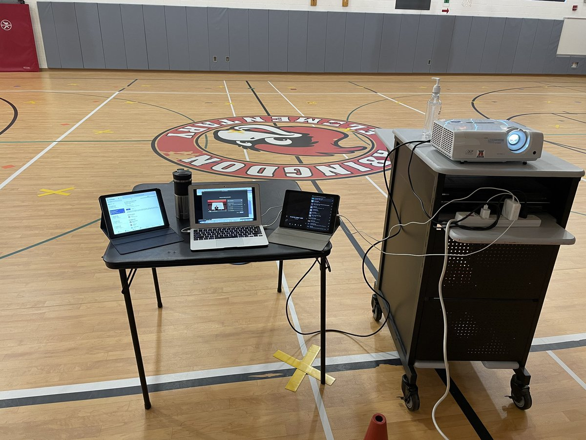 PE is ready for hybrid teaching! <a target='_blank' href='http://twitter.com/JrV4Victory'>@JrV4Victory</a> <a target='_blank' href='http://twitter.com/AbingdonGIFT'>@AbingdonGIFT</a> <a target='_blank' href='http://twitter.com/MsPerez5th'>@MsPerez5th</a> <a target='_blank' href='http://twitter.com/MrsNesbitt2'>@MrsNesbitt2</a> <a target='_blank' href='https://t.co/KLngeVYAAe'>https://t.co/KLngeVYAAe</a>
