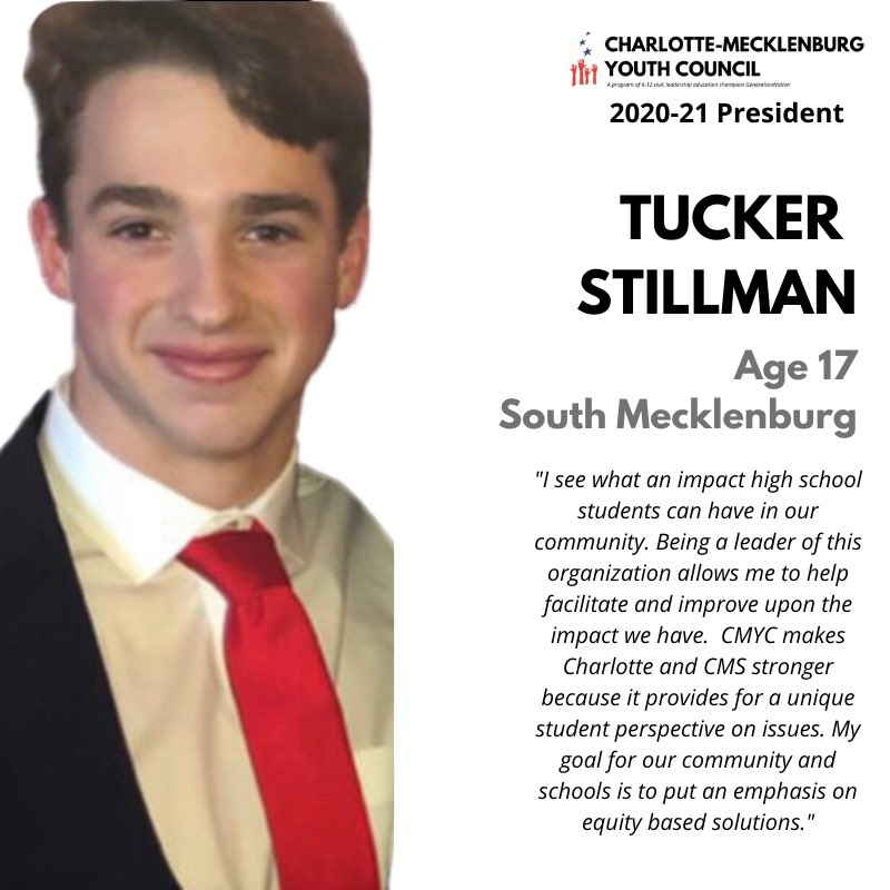 Congratulations to Tucker Stillman of South Mecklenburg High School! https://t.co/IhVczGLx0N