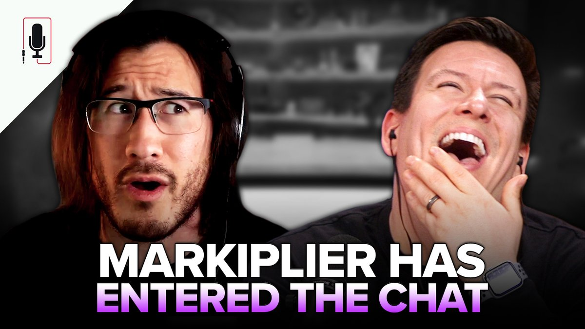 Replying to @PhillyD: Dear @Markiplier - SOMEONE IS GETTING BONKED AFTER THIS...