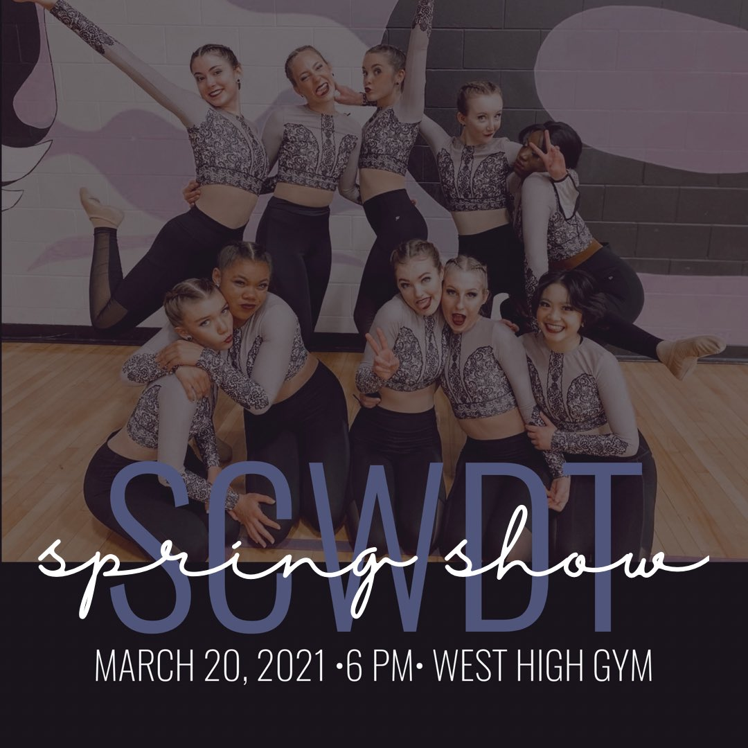 Sioux City West Dance On Twitter We Re Only 10 Days Away From Our Final Performances Of The 2020 2021 Season Hope To See You There