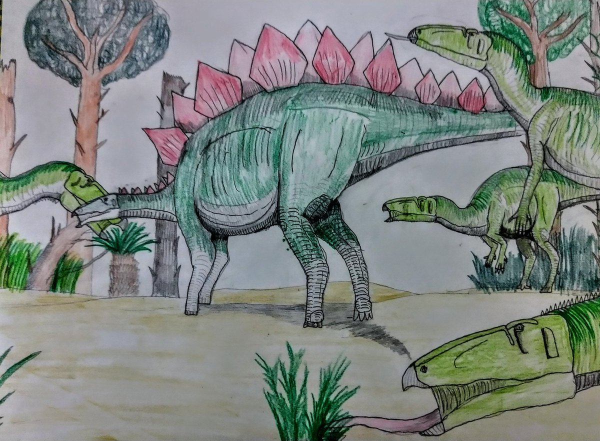 カンプトサウルス hashtag on Twitter