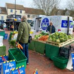 Image for the Tweet beginning: Ely Market is open today