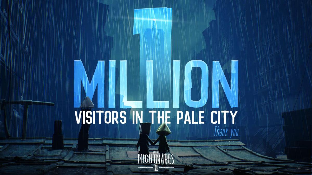 Fw: [閒聊] 《小小夢魘2》銷售達百萬套