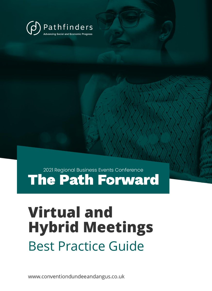Image for #RBEC2021 delegates will all be receiving a link to the newly created Virtual and Hybrid Meetings Best Practice Guide following the conference today – giving 21 pages of considerations for ev