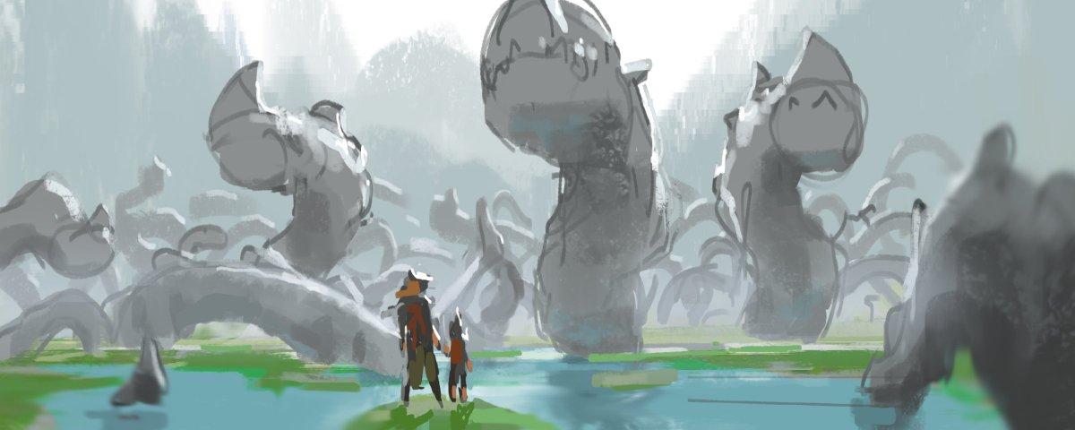 Raya et le Dernier Dragon [Walt Disney - 2021] - Page 23 EwOLQp-VoAIhWfc