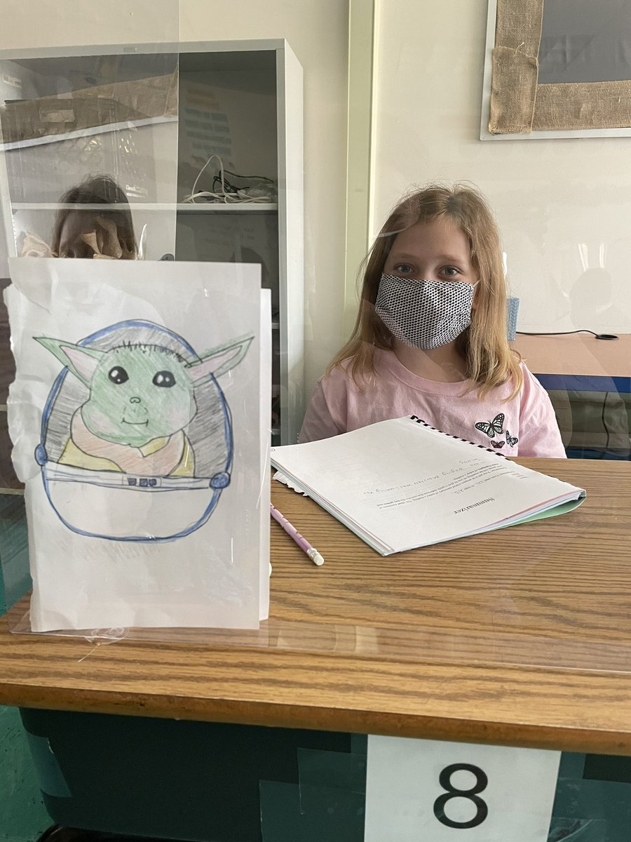 """One important topic we cover each year is, """"How Much Does Ms. Weisz Love <a target='_blank' href='http://twitter.com/starwars'>@starwars</a> ?"""" As you can see, students are mastering this 5th grade skill ❤️🥺 <a target='_blank' href='http://search.twitter.com/search?q=theygetme'><a target='_blank' href='https://twitter.com/hashtag/theygetme?src=hash'>#theygetme</a></a> <a target='_blank' href='http://search.twitter.com/search?q=tuckahoerocks'><a target='_blank' href='https://twitter.com/hashtag/tuckahoerocks?src=hash'>#tuckahoerocks</a></a> <a target='_blank' href='https://t.co/VHwcIvY5v9'>https://t.co/VHwcIvY5v9</a>"""