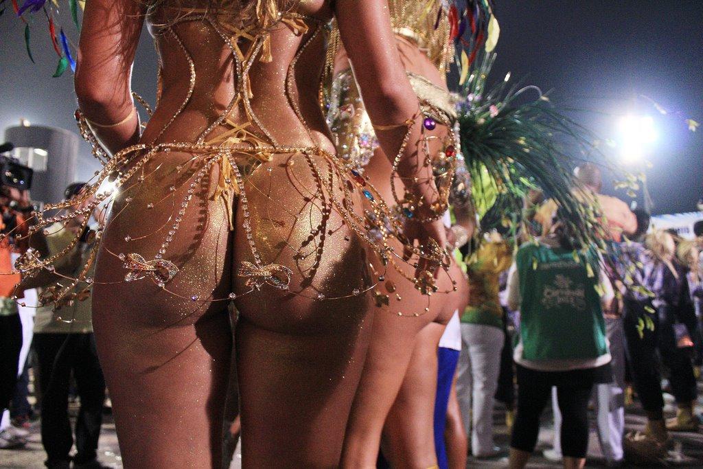 Sexy carnival videos