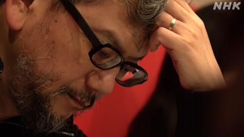 エヴァンゲリオンの庵野秀明監督に密着したドキュメントが放送!
