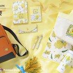 ポケモンから春を告げる華やかなグッズが登場!ミモザの花束があしらわれたノートやバッグが可愛い!