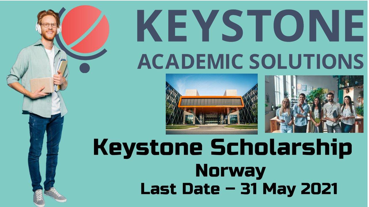 Keystone Scholarship by Keystone Academic Solutions, Norway
