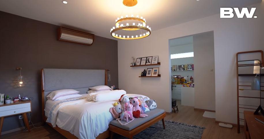Potret rumah minimalis Gisel