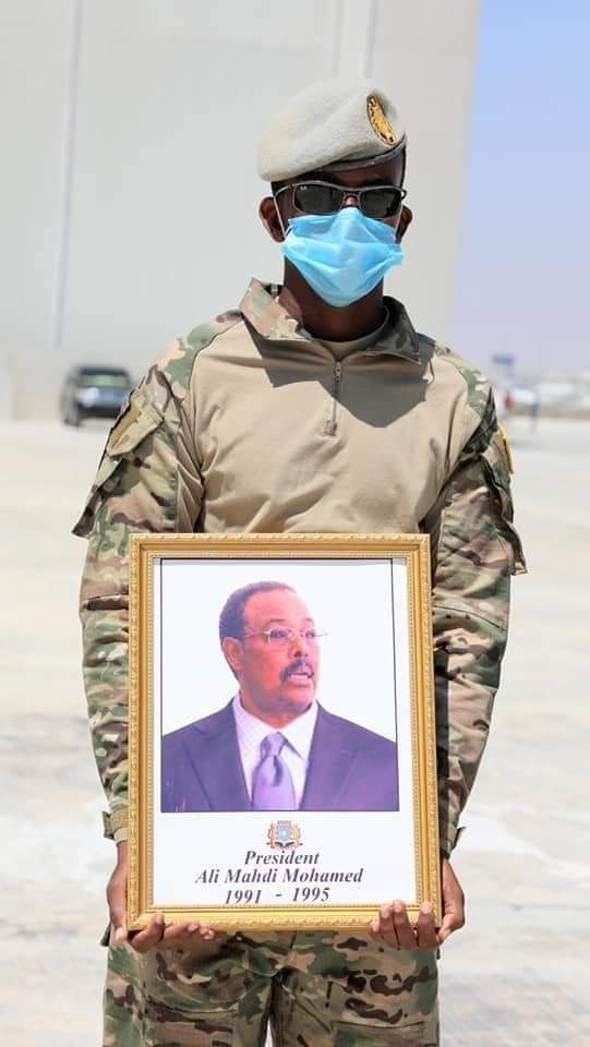 انا لله وإنا إليه راجعون 😥  Alle hawnaxariisto waxaa maanta oo ay taariikhdu tahay #Friday/12/#March2021 Waxaa Magaala Madaxada Dalka Ee Mogdisho Lagu aasay AUN Madaxwaynihii Hore Ee Somalia #Cali_Mahdi__Maxamed. ilahay waxan uga baryi inuu qabriga u waasiciyo ,Janadiina Geeyo🙏 https://t.co/8VNtrwRUX9