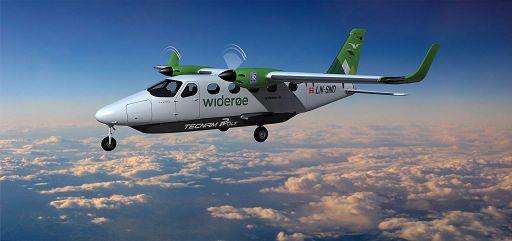 test Twitter Media - Rolls-Royce e Tecnam uniscono le forze per realizzare entro il 2026 un aereo passeggeri completamente elettrico da consegnare alla compagnia aerea norvegese Widerøe. L'aereo passeggeri P-Volt pronto per il servizio dal 2026.  Leggi di più sul nostro sito👇 https://t.co/QFxZzMN3VZ https://t.co/UWWkMZqVcj