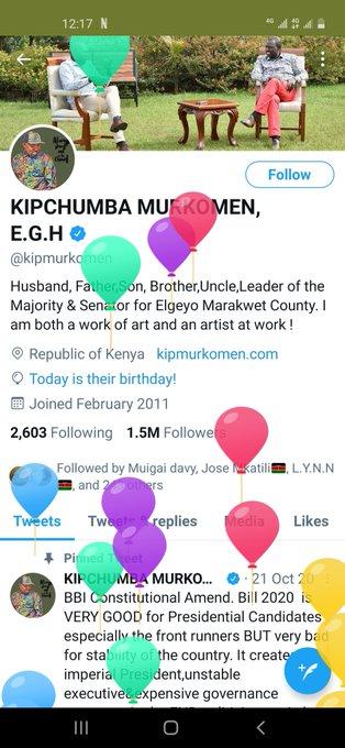 happy birthday mtetezi wa common citizens