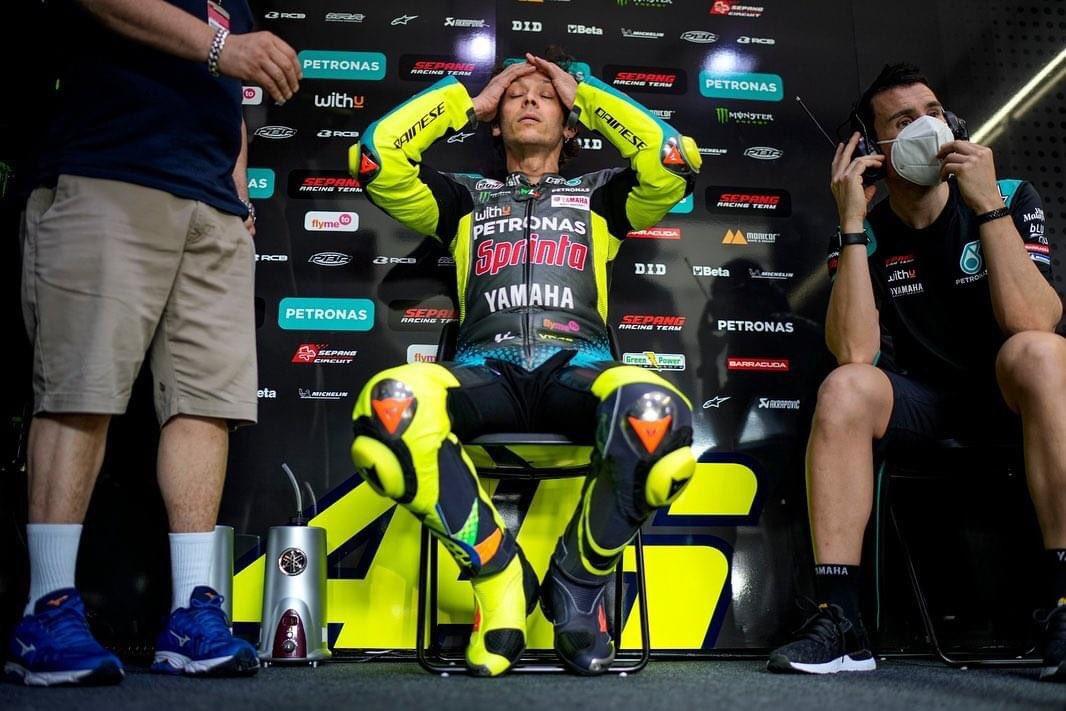 Valentino Rossi Petronas
