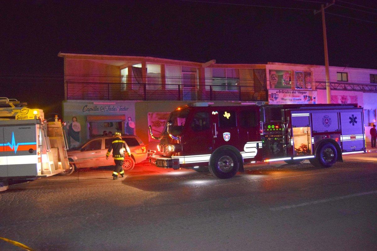 Deja cuantiosos daños incendio en tortillería en Acuña https://t.co/x3FmdekBKC #Acuña #Incendio #Tortillería https://t.co/X4YbRfC2Pt