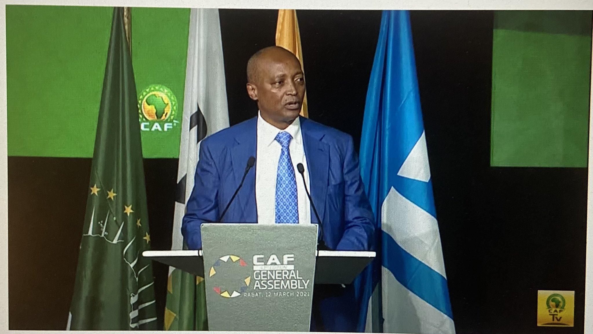 Motsepe - The CAF President Mr Patrice Motsepe Reviews His Plans For CAF Super League