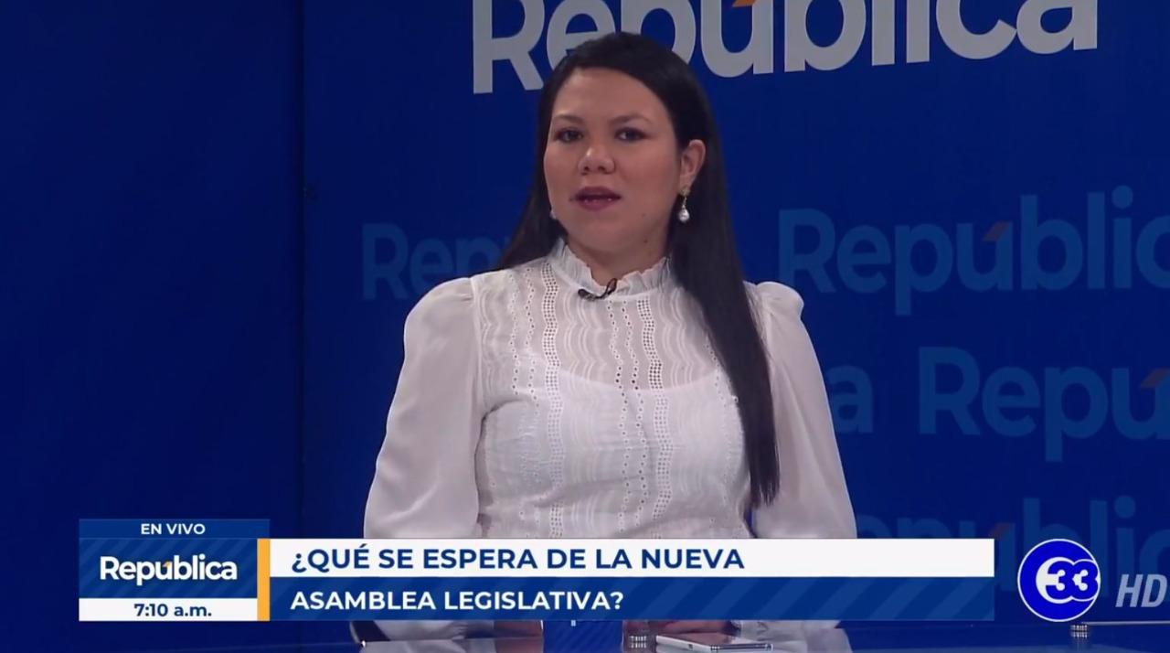 """Diputada Belloso acusa a magistrados del TSE de """"marcar precedentes nunca vistos"""""""
