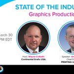 Image for the Tweet beginning: Join us for the #StateOfTheIndustry