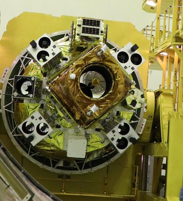 корейский CAS500-1 и другие малые спутники, мартовский запуск