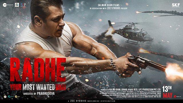 Download Radhe 2021 Hindi Full Movie Free hd filmyzilla 720p