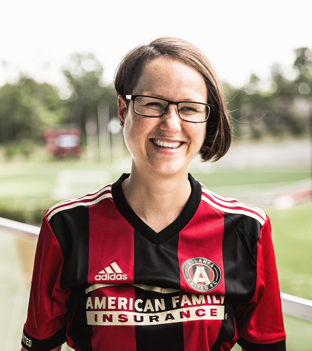 Congratulations @lucyrushton12  You were brilliant @CardiffCityFC All the best with the new role RT @ATLUTD: Paving the way.  This #WomensHistoryMonth, we celebrate our Head of Technical Scouting, Lucy Rushton: