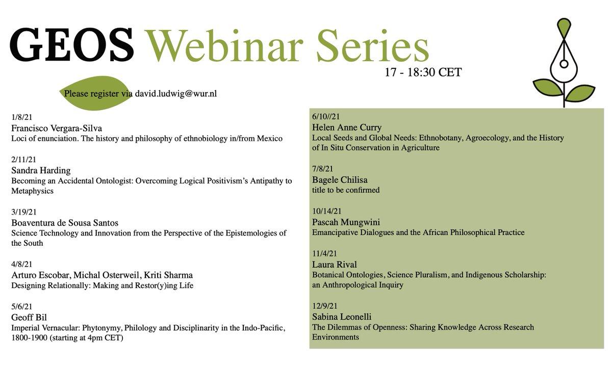 Global Epistemologies and Ontologies (GEOS)