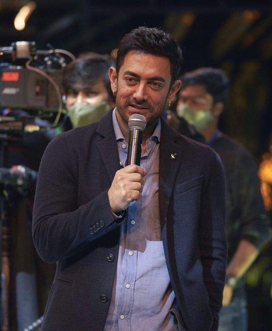 Happy Birthday Aamir Khan.