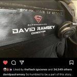 "Image for the Tweet beginning: Via @david_ramsey on Instagram! ""So"