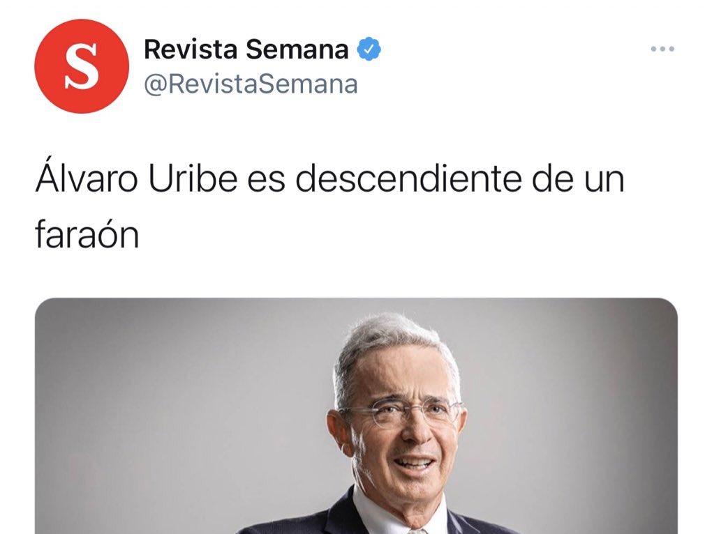 """un polombiano de bien on Twitter: """"Gracias a Vicky Dávila de Gnecco Uribe  tiene nuevos apodos: la momia del ubérrimo, la 8 plaga de Egipto,  tutanmaton, tutanparaco, el faraón de la muerte"""