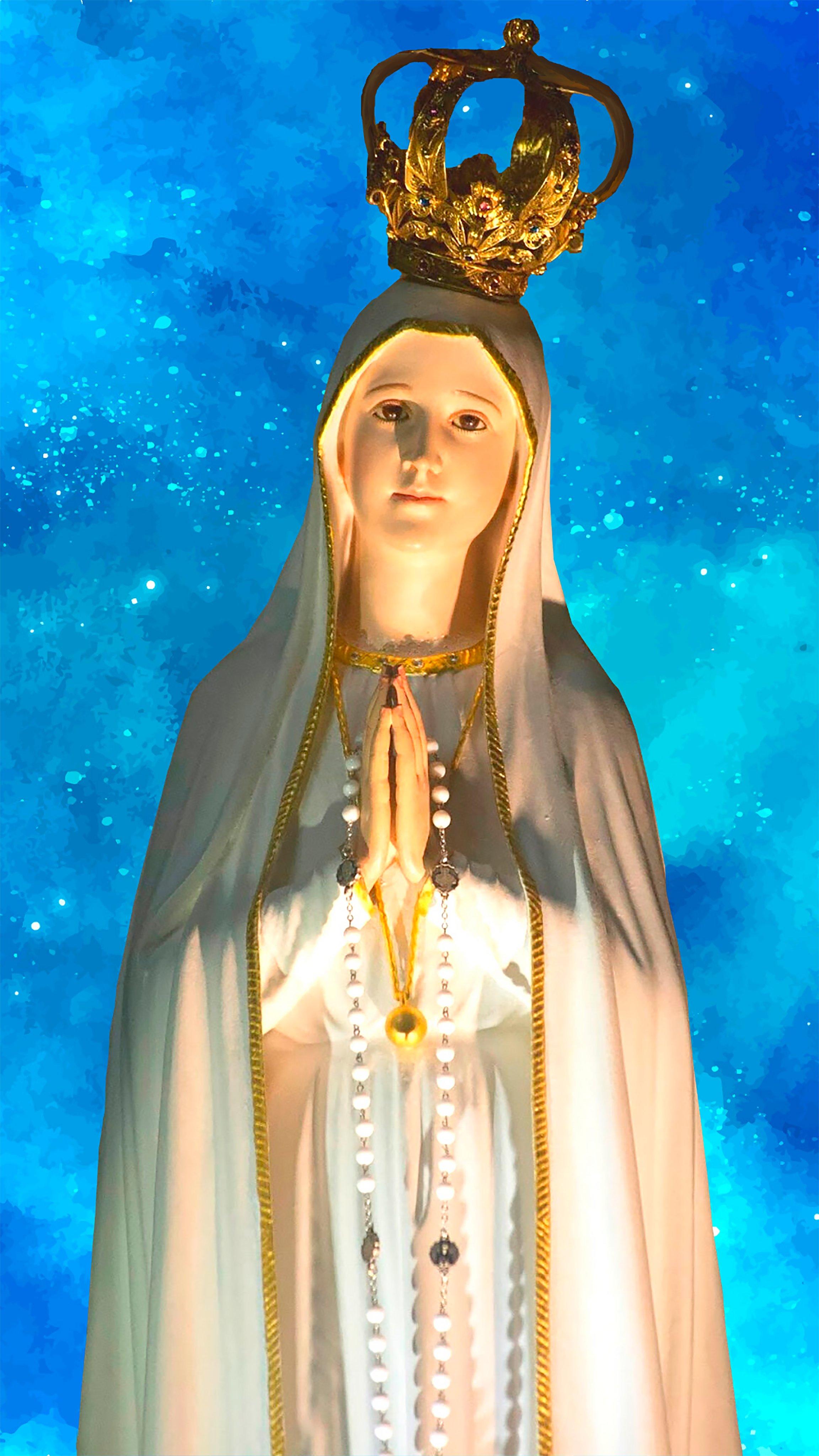 Wallpaper de Nossa Senhora de Fátima
