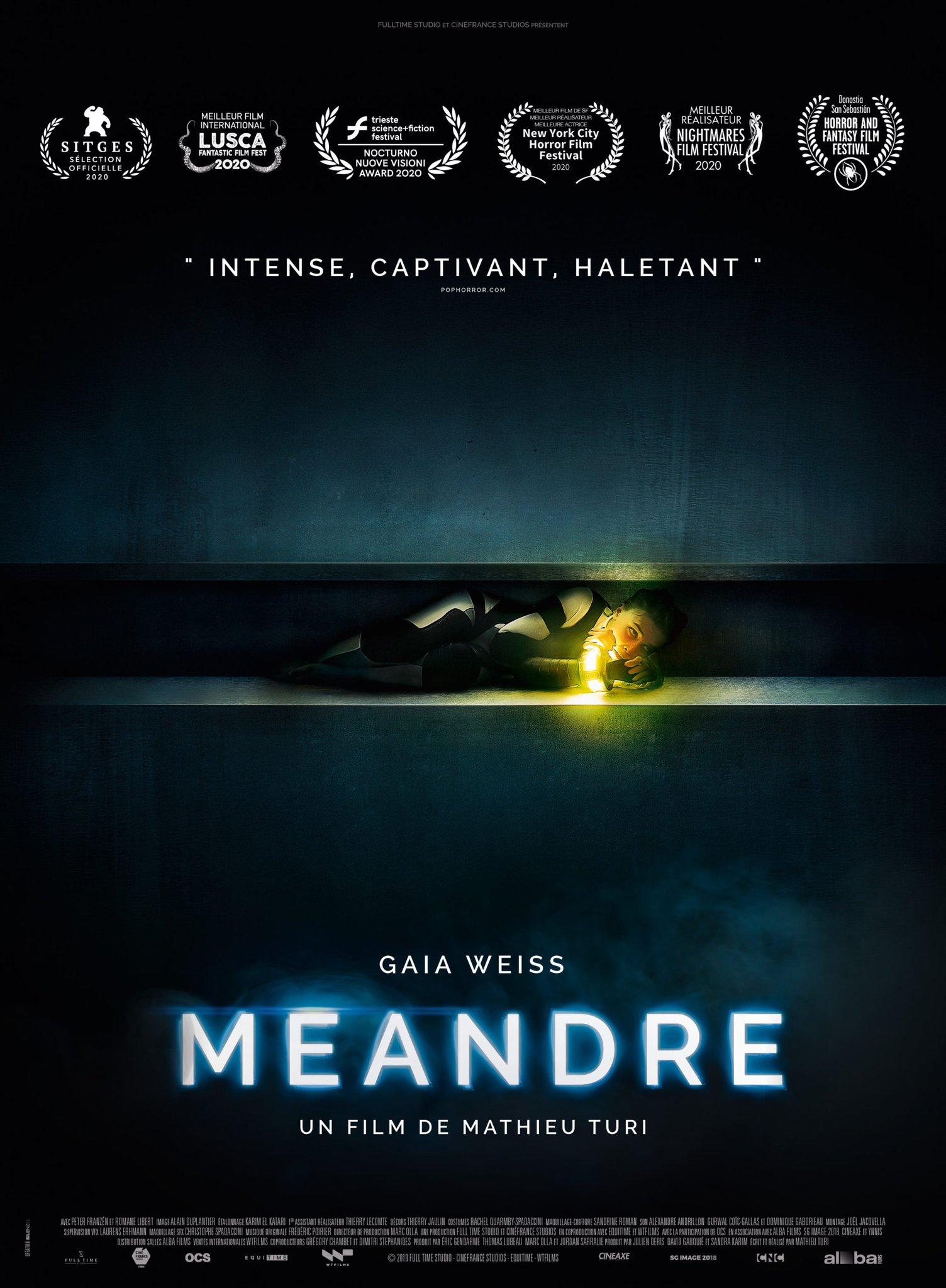 "Film News PL on Twitter: ""Nowe plakaty filmowe: #TheOutsideStory  #EveryBreathYouTake #Meander #TheBikeThief… """