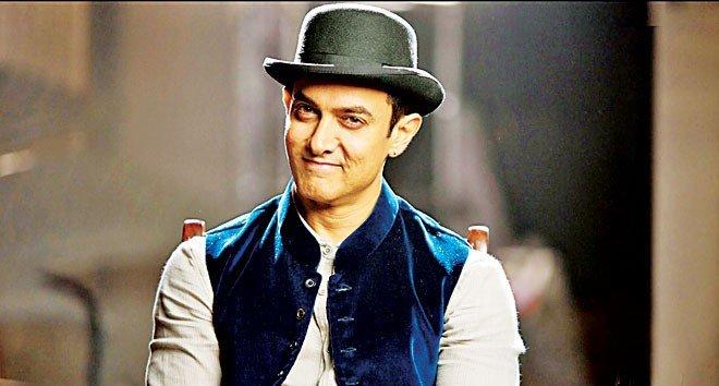 Happy birthday Aamir Khan.  Many happy returns.