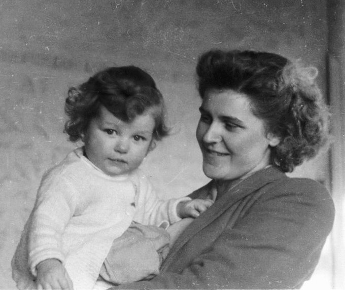 Happy Mothers Day mom. Missing you and dad xxx#vintagestyle