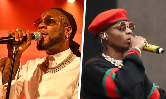 APC congratulates Burna Boy and Wizkid after winning Grammy